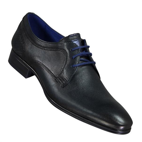 Braend schoenen 15538 in het Donker Blauw