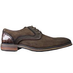 Braend schoenen 15916 in het Donker Bruin