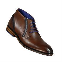 Braend schoenen 24704 in het Camel