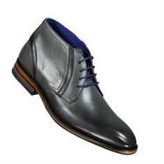 Braend schoenen 24704 in het Grijs