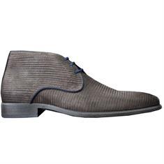 Braend schoenen 24795 in het Grijs