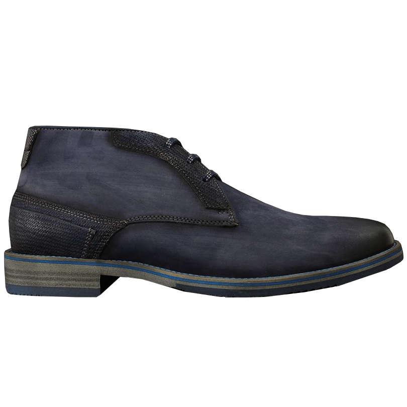 Braend schoenen 24822 in het Donker Blauw