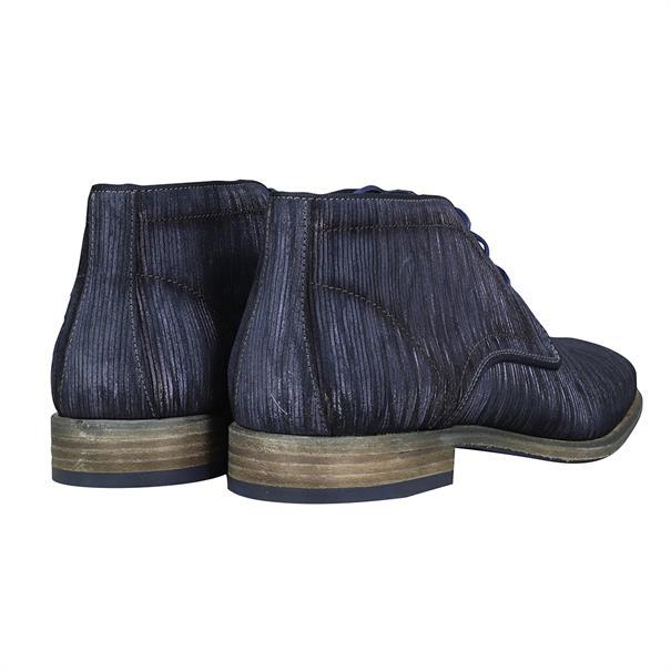 Braend schoenen 24981 in het Donker Blauw