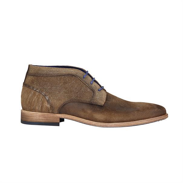 Braend schoenen 24982 in het Camel