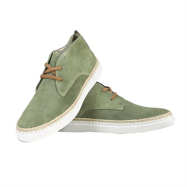 Braend schoenen 25131 in het Groen