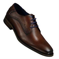 Braend schoenen 415004 in het Camel
