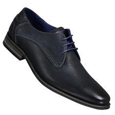 Braend schoenen 415004 in het Donker Blauw