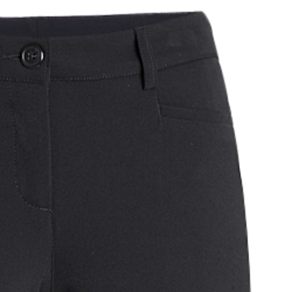 Cambio broek 6111-023200 in het Zwart