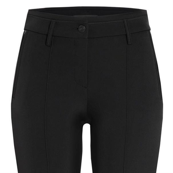 Cambio broek 6111-025516 in het Zwart