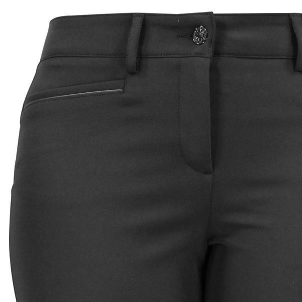 Cambio broek 6111-028511 in het Zwart