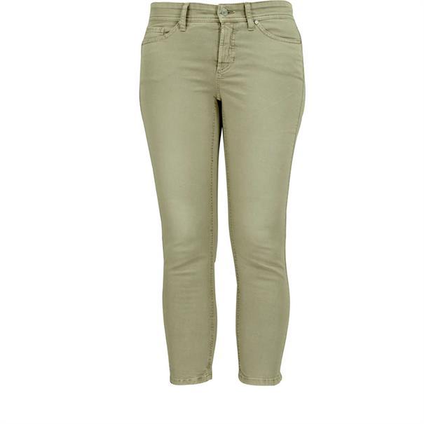 Cambio broek 7641-003857 in het Olijf groen