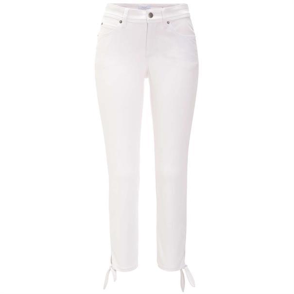 Cambio broek Parla 9047-009925 in het Wit