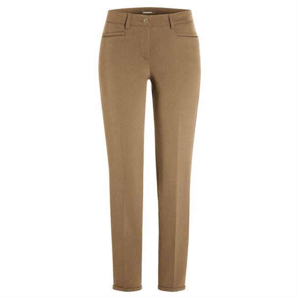 Cambio broek Slim Fit 6111028511 in het Bruin