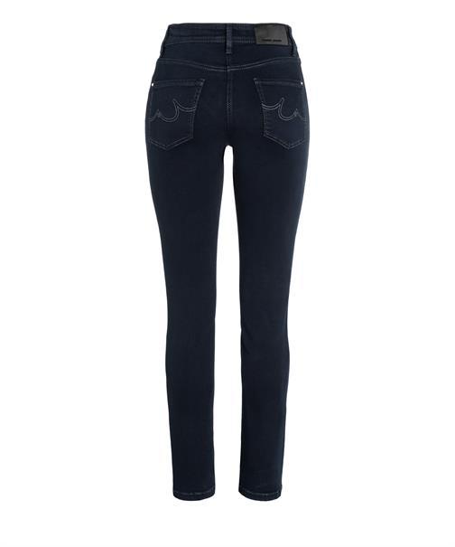 Cambio broek Slim Fit 9117001522 in het Zwart