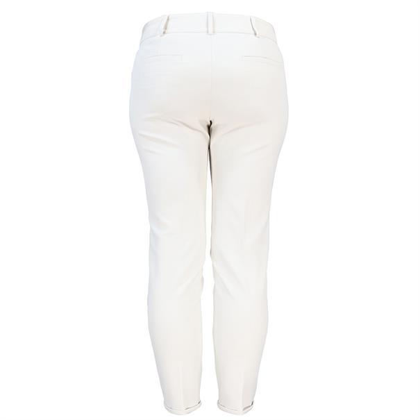 Cambio broeken 6111028511 in het Offwhite