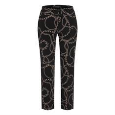 Cambio broeken 6720-039700 in het Zwart