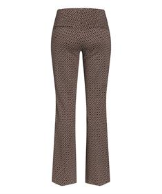 Cambio broeken 6929035003 in het Zwart / Bruin