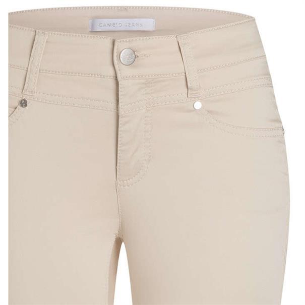 Cambio broeken 7135-003209 in het Beige