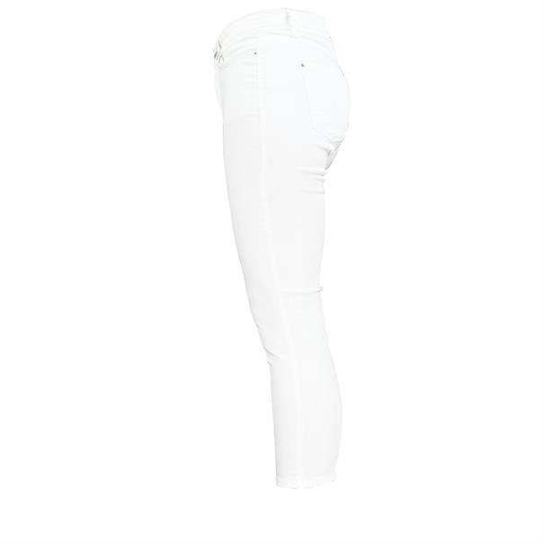 Cambio broeken 7135-003861 in het Wit