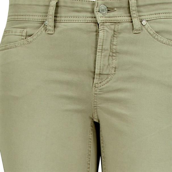 Cambio broeken 7641-003857 in het Olijf groen