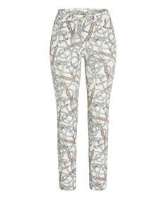 Cambio broeken 7730034901 in het Wit