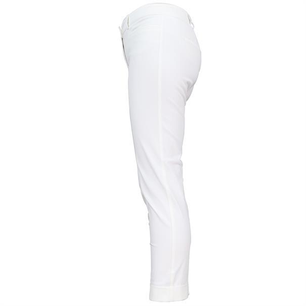 Cambio broeken 8123-028529 in het Wit