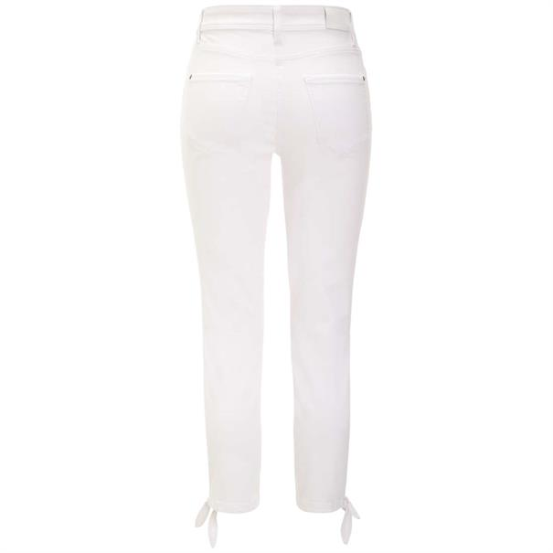 Cambio broeken Parla 9047-009925 in het Wit