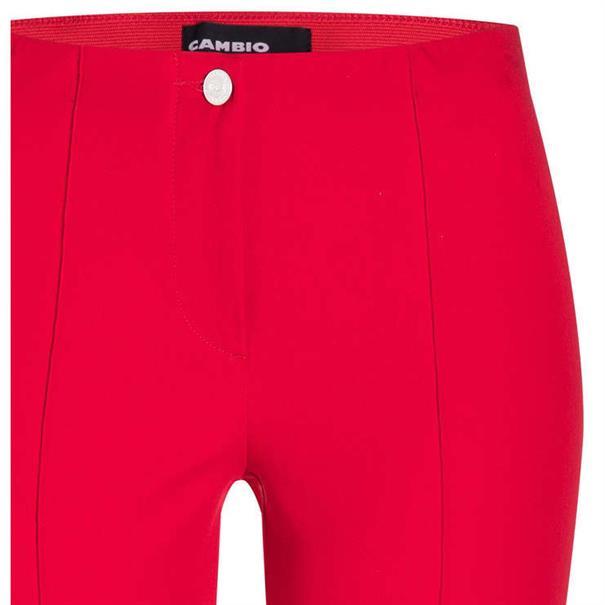 Cambio broeken Ros 8123-020224 in het Rood