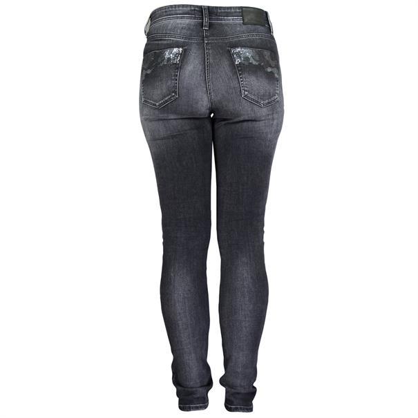 Cambio jeans 9202-004142 in het Grijs