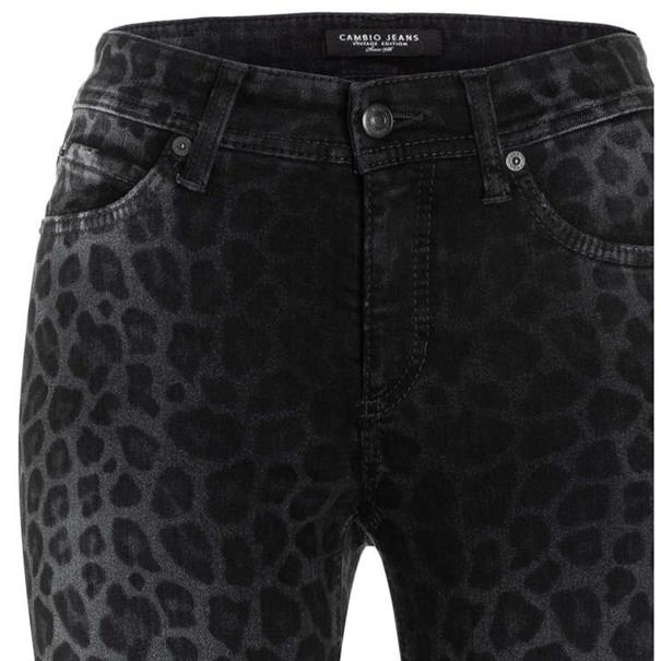 Cambio jeans 9230-009930 in het Donker grijs