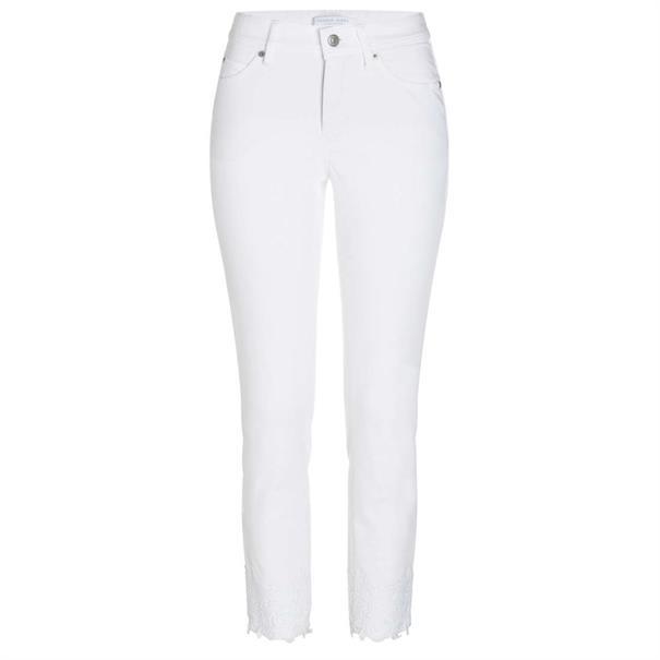 Cambio jeans Parla 9047-009926 in het Wit