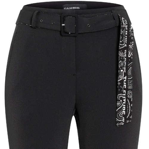 Cambio pantalons 6111-039204 in het Zwart