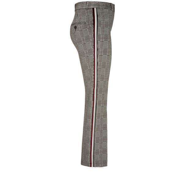 Cambio pantalons 6793-025003 in het Zwart / Grijs