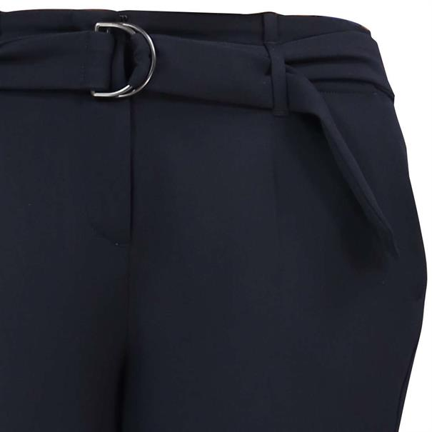 Cambio pantalons Slim Fit 6030-034700 in het Donker Blauw