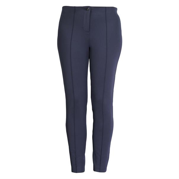 Cambio pantalons Slim Fit 6111-020200 in het Donker Blauw