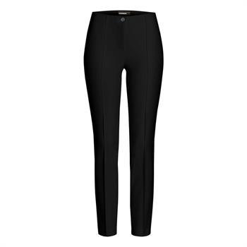 Cambio pantalons Slim Fit 6111-020200 in het Zwart