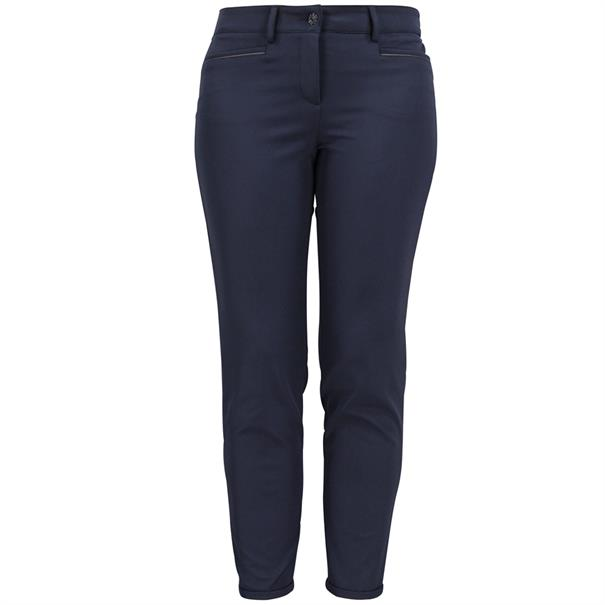 Cambio pantalons Slim Fit 6111-028511 in het Donker Blauw