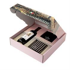 Carlo Lanza accessoire Giftbox in het Multicolor
