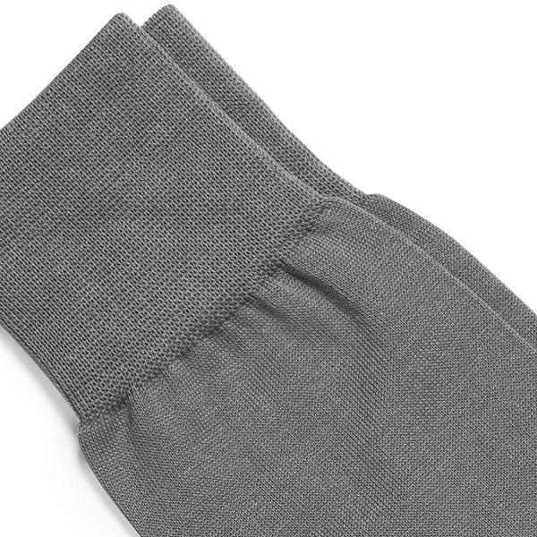 Carlo Lanza sokken 100-196 in het Grijs