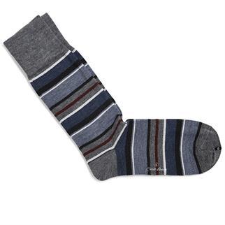 Carlo Lanza sokken 200-13 in het Grijs