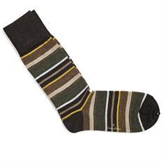 Carlo Lanza sokken 200-15 in het Bruin