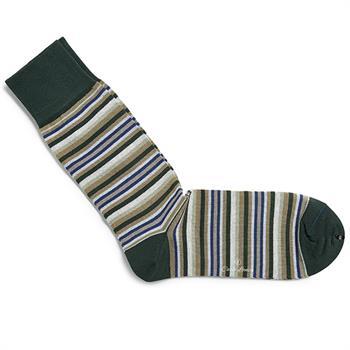 Carlo Lanza sokken 500-26 in het Groen