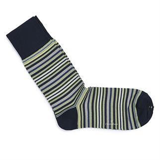 Carlo Lanza sokken 500-55 in het Donker Blauw