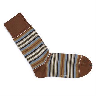 Carlo Lanza sokken 500-56 in het Roest
