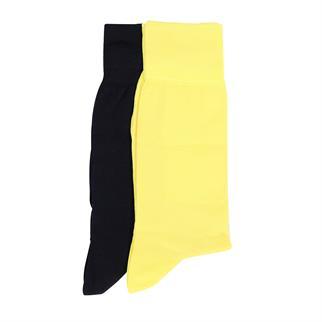 Carlo Lanza sokken givebox in het Geel