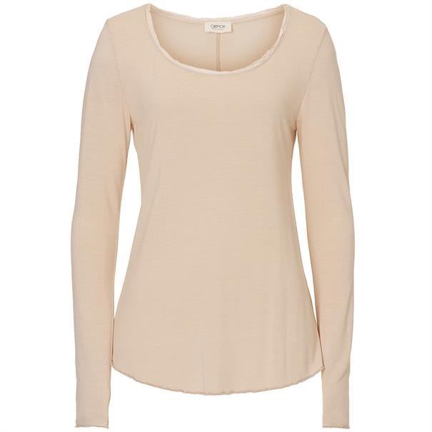 Cartoon t-shirts 8562-7489 in het Taupe