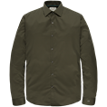 Cast Iron business overhemd Slim Fit CSI207642 in het Groen