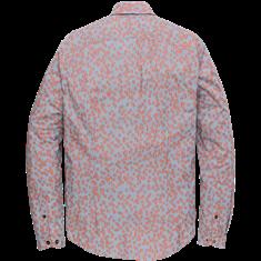 Cast Iron casual overhemd CSI205613 in het Roze