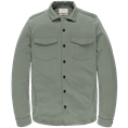 Cast Iron casual overhemd CSI207651 in het Groen