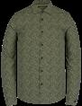 Cast Iron casual overhemd CSI211200 in het Grijs